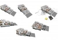 3D modelácia podľa projektovej dokumentácie / hlavný vizuál